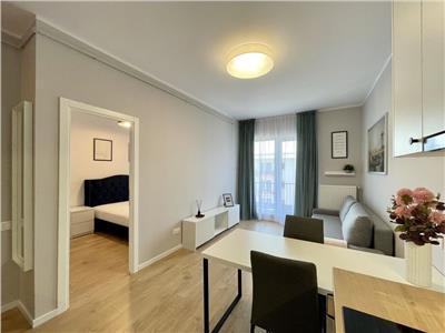 Apartament 1 camera, 37mp utili, parcare, str. Eroilor.
