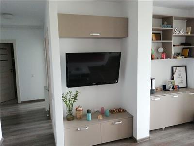 Apartament 2 camere, terasa 15mp, parcare subterana, str. Soporului