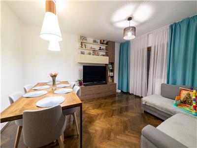 Apartament 3 camere, 73mp utili, garaj, Manastur