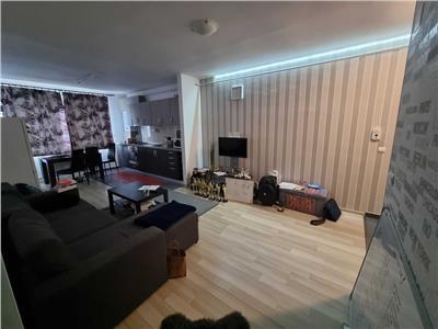 Apartament 2 camere, zona Metro,parcare privata, mobilat