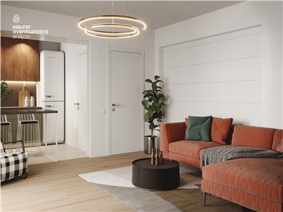 (R)Evolutie in imobiliare Apartament 2 camere, AVANTGARDEN Faza V