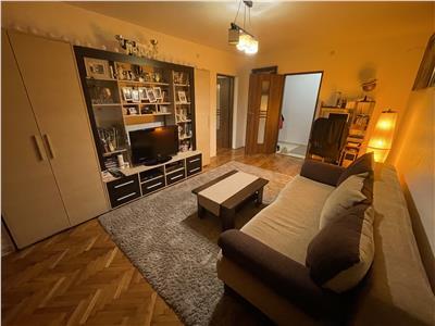 Exclusivitate, apartament 3 camere, 66mp, mobilat, str. Donath