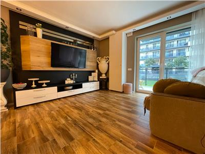 2 camere,Superfinisat si mobilat,Zona Iulius Mall,garaj