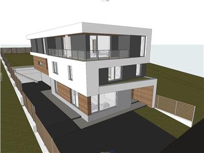 Exclusiv-Teren cu proiect autorizat Duplex,Gruia , D+E+1E