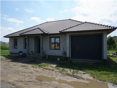 Casa regim P, 145 mp utili, 650 mp de teren, zona Unirea, FINISATA