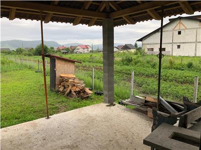 Casa regim P, 145 mp utili, 700 mp de teren, zona Unirea, semifinisata