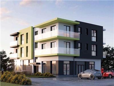 3 camere ,decomandat , parcare inclusa,73 mp, 2 balcoane,etaj intermediar
