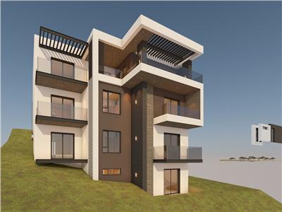Teren Grigorescu 750 mp cu proiect şi autorizaţie de construire, panoramă excepţională